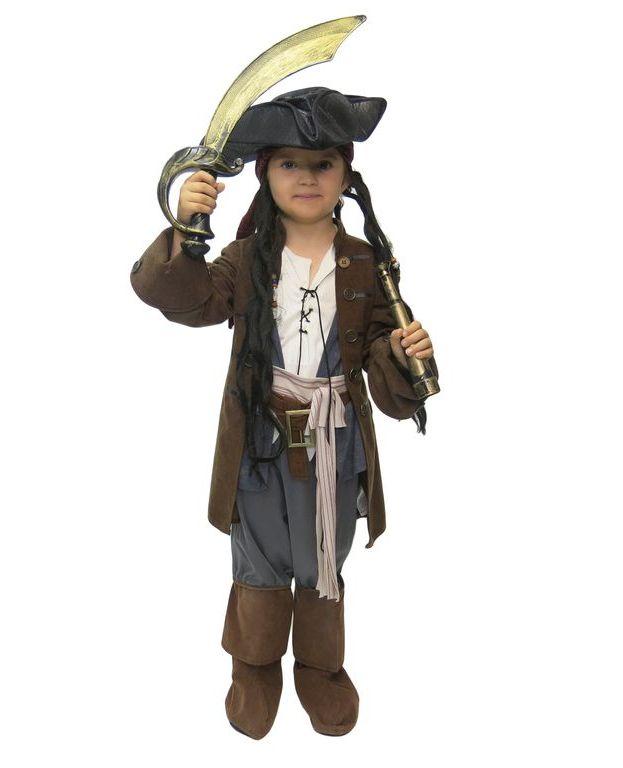 Mały Jack Sparrow
