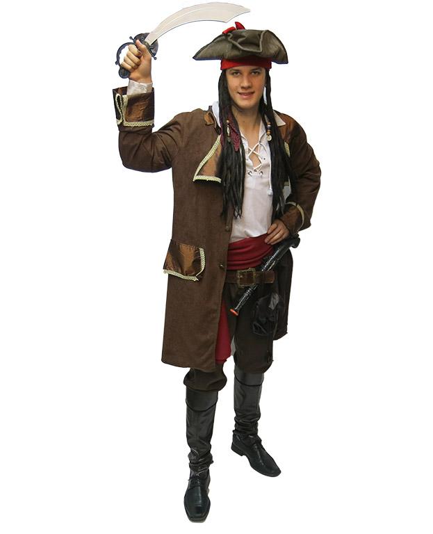 Pirat Brązowy