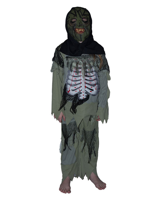 Zielone Zombie