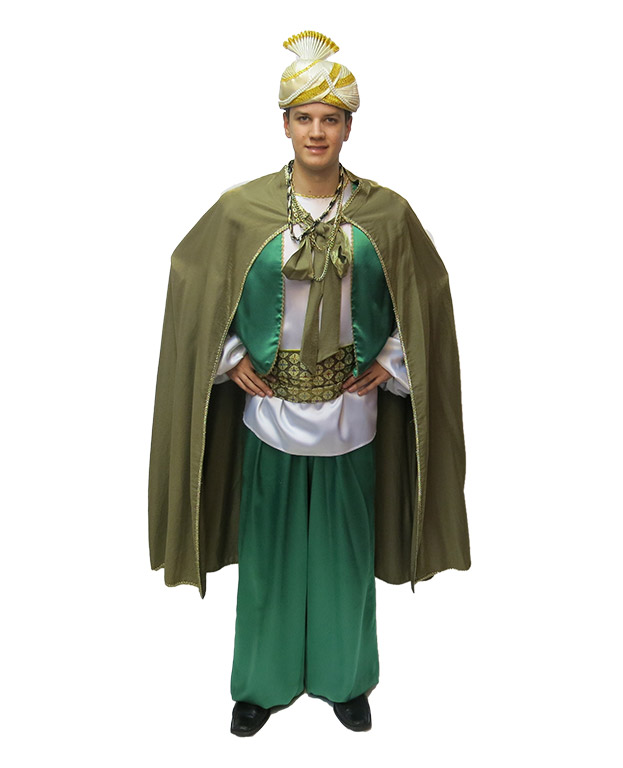 Król arabski numer 2