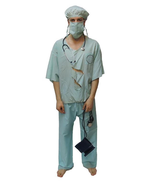 Lekarz zombie