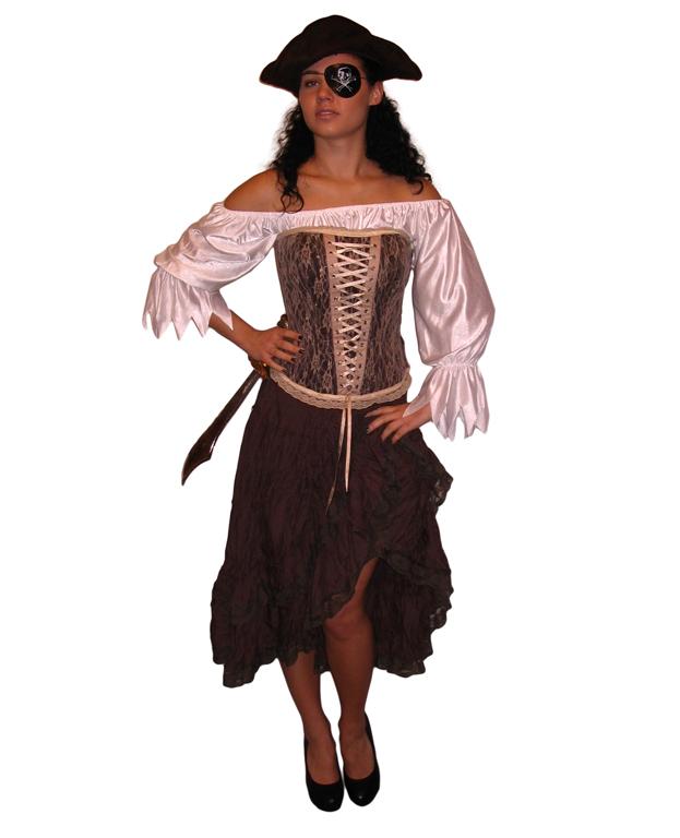 Piratka Brązowa