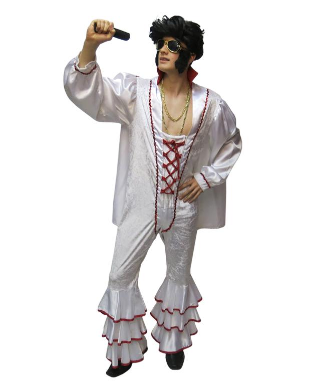 Presley numer 2 (biały)