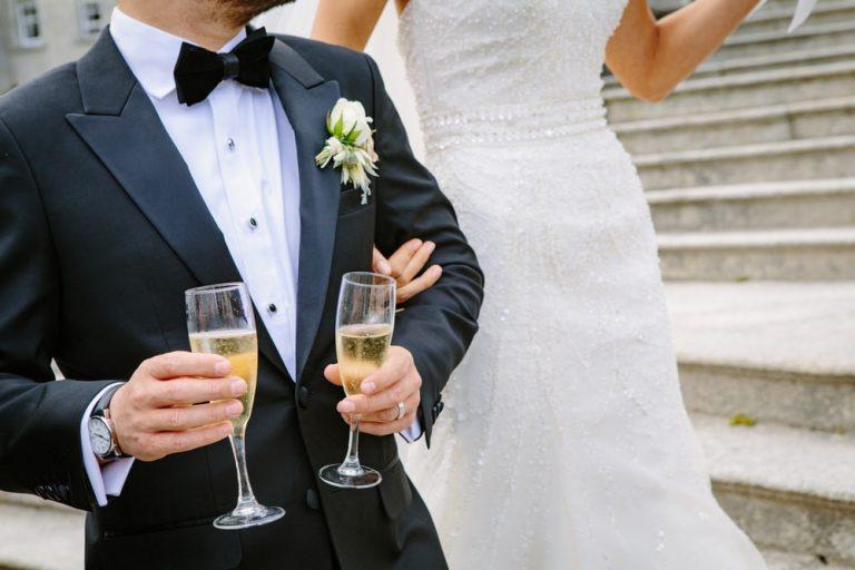 Smoking na ślub