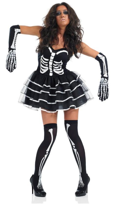 Szkieletor damski